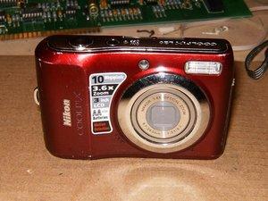 Nikon Coolpix L20 Repair