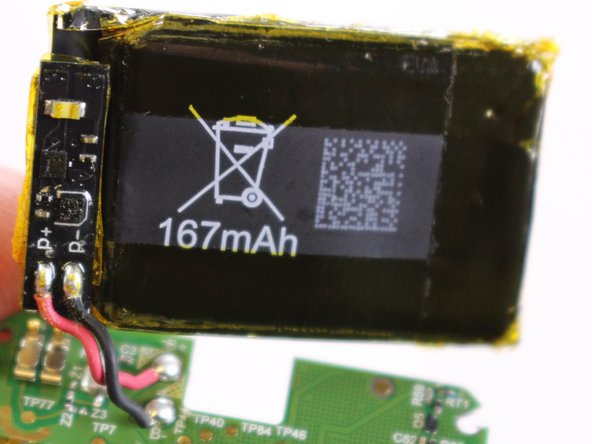 Remplacement de la Batterie Fitbit Blaze