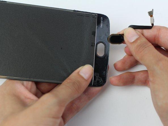 Motorola Moto G5 Plus 指紋センサの交換
