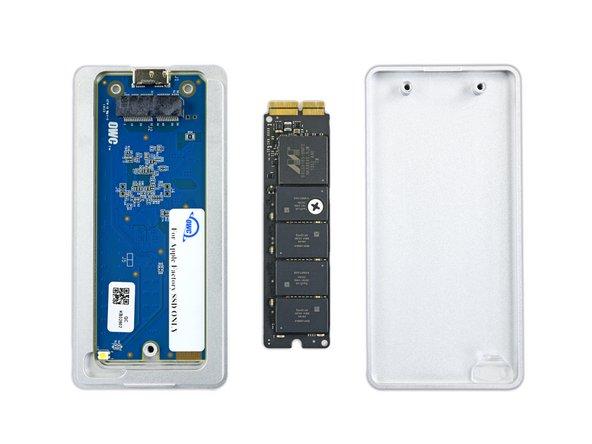 Come installare un SSD Mac in una custodia OWC Envoy Pro