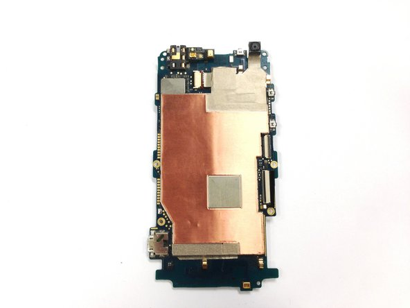 HTC Thunderbolt Motherboard Replacement