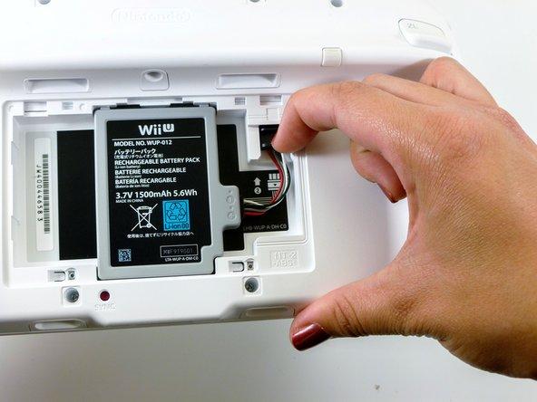 Wii U GamePad Battery Replacement