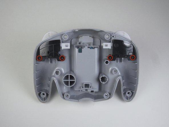 Nintendo WaveBird Wireless Controller Shoulder Buttons Replacement