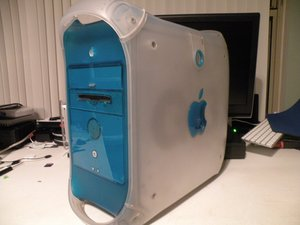 Power Macintosh G3 Blue and White Teardown