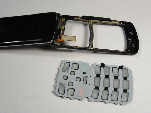 LG CU515 Keypad Replacement