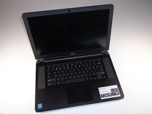 Acer Chromebook 15 C910-C453 Repair