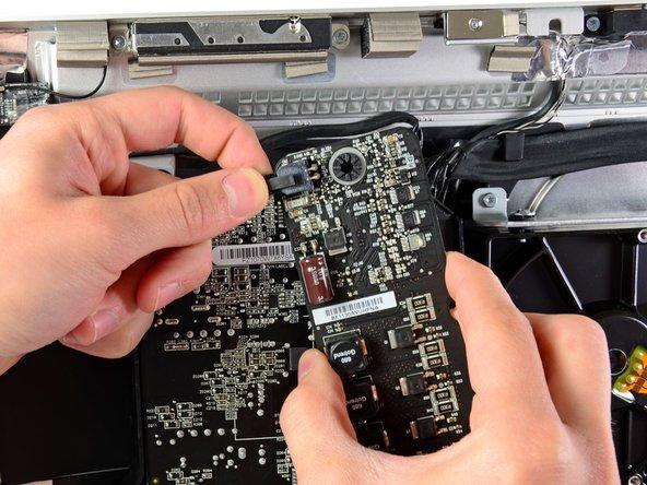 "iMac Intel 21.5"" EMC 2428 LED Driver Board Replacement"