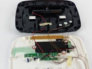 Battery Internal Wiring