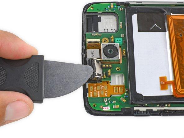 Motorola Droid Turbo Earpiece Speaker Replacement