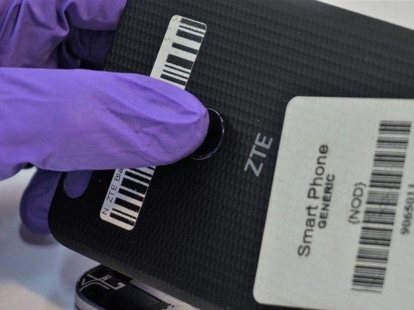 ZTE Blade Z Max Fingerprint Sensor Replacement