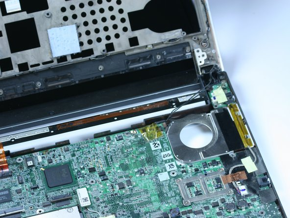 Asus V6800V Display Replacement
