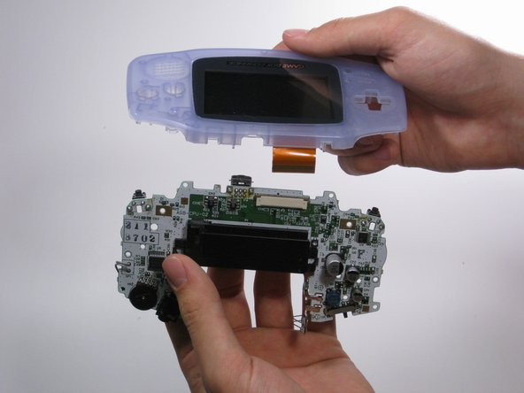 Game Boy Advance Logic Board Replacement