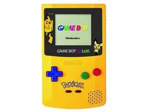 Game Boy Color Repair