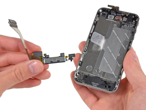 iPhone 4 Dock Connector Replacement