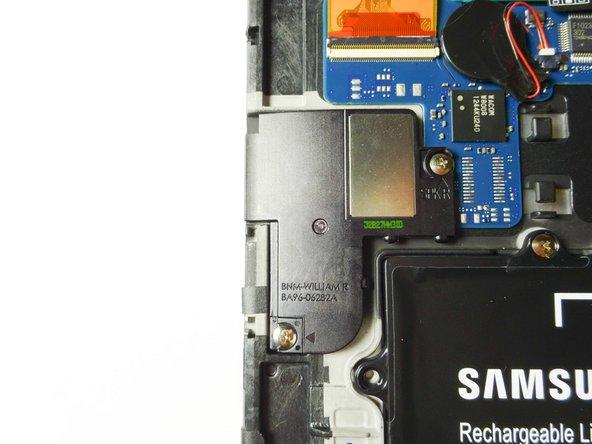Remplacement du haut-parleur de droite du Samsung ATIV Smart PC 500T
