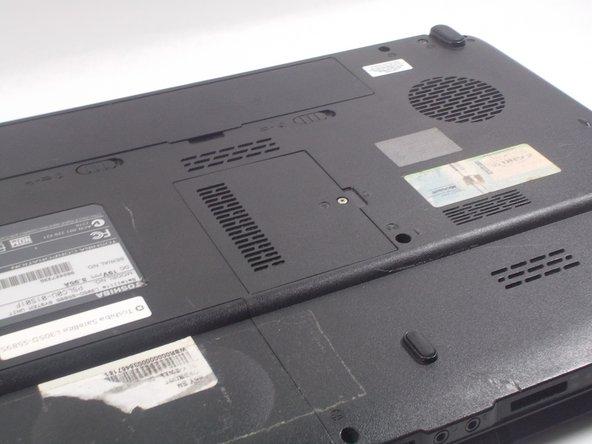 Toshiba Satellite L305D-S5895 RAM Replacement