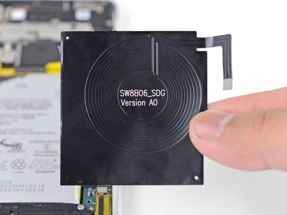 Sostituzione bobina di ricarica wireless Google Pixel 3 XL