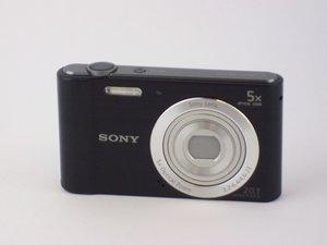Sony Cyber-shot DSC-W800 Repair