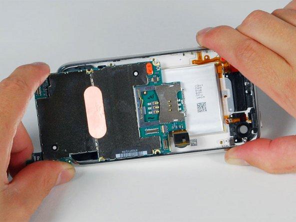 Remplacement de la carte mère de l'iPhone 3GS