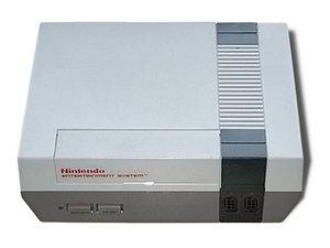 Nintendo TV Console Repair