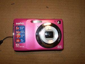 Sanyo VPC-S1415 Repair