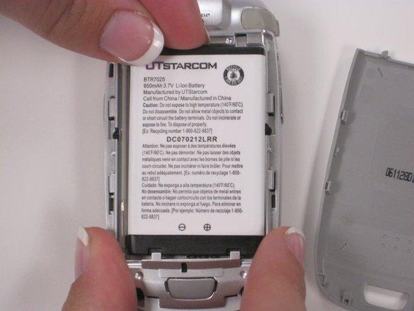 Verizon Wireless CDM 7075 Battery Replacement