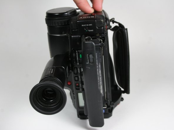 Sony CCD-TR81 Outer Case Replacement