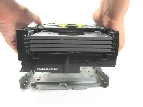 Panasonic SC-PM31 CD Player Replacement
