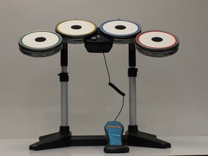 The Beatles Rock Band Drum Set Repair