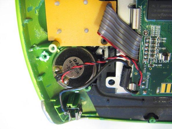 LeapFrog LeapPad2 Explorer Speaker Replacement