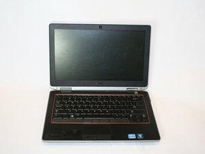 Reparación de Dell Latitude E6320
