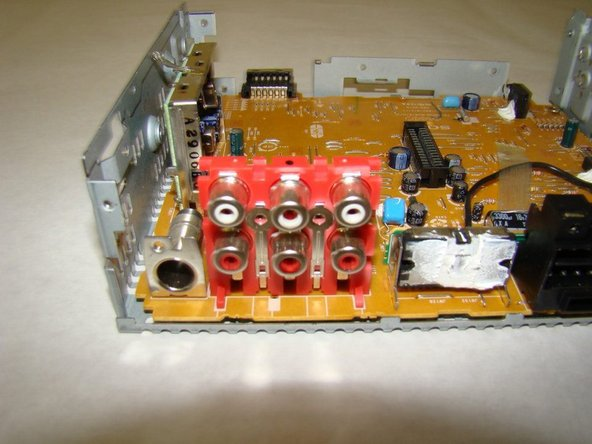 Sony Xplod CDX-MP30 Audio In/Audio Out Inputs Replacement