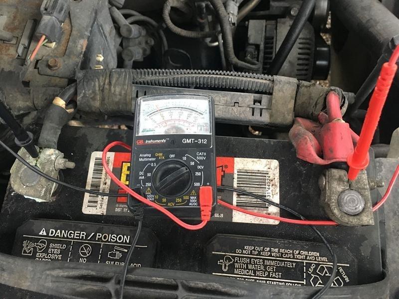 1997 2003 Ford F 150 Alternator, 1998 Ford F150 Alternator Wiring Diagram