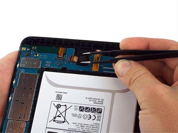 Samsung Galaxy Tab A Rear Facing Camera Replacement
