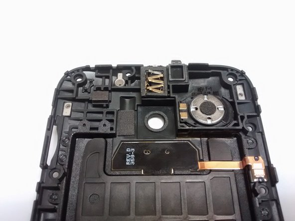 Motorola Moto G 1st Generation Back Speaker Replacement