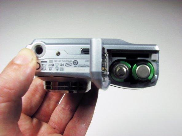 Remplacement des batteries du Kodak EasyShare C913