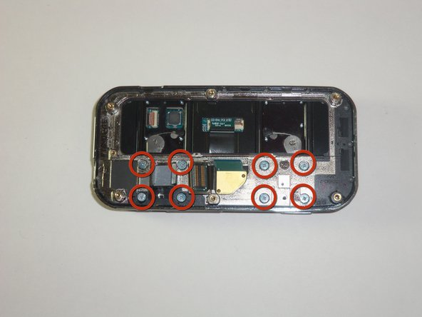 Samsung Glyde LCD Screen Replacement