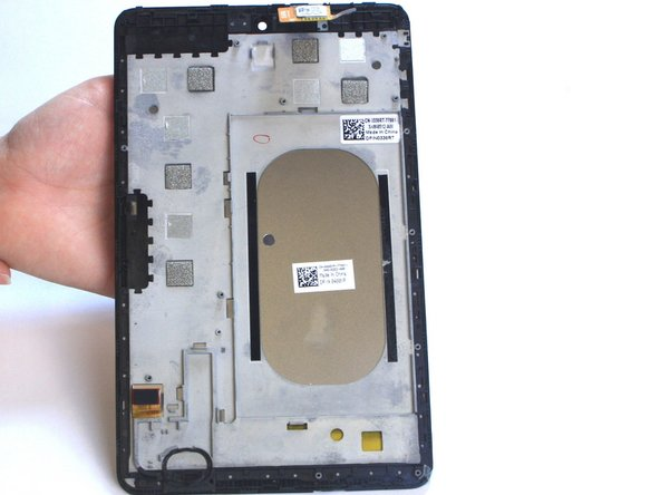 Dell Venue 8 Display Replacement