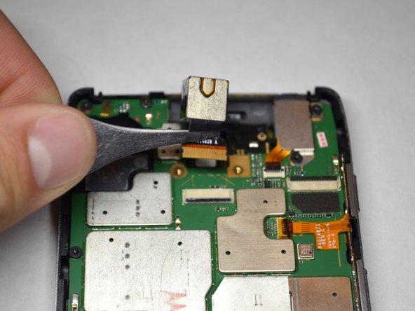 Motorola Droid RAZR HD Rear Facing Camera Replacement