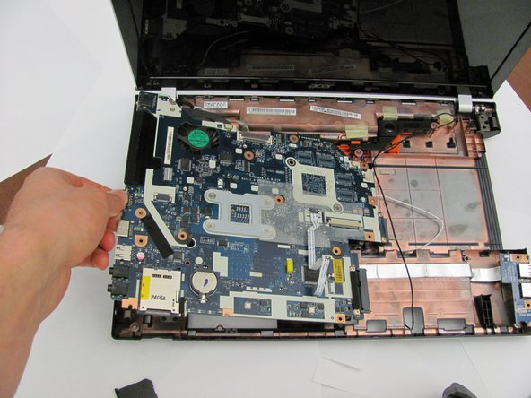 Acer Aspire V3-551-8887 Motherboard Replacement