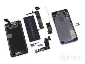 iPhone 6s Plus の分解