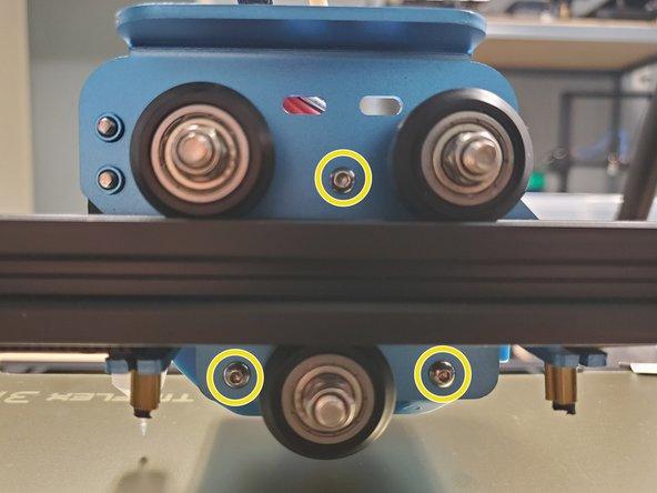 CR-10 V2  Print Head Teardown