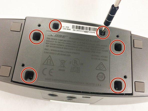 Bose SoundDock XT Logic Board Replacement