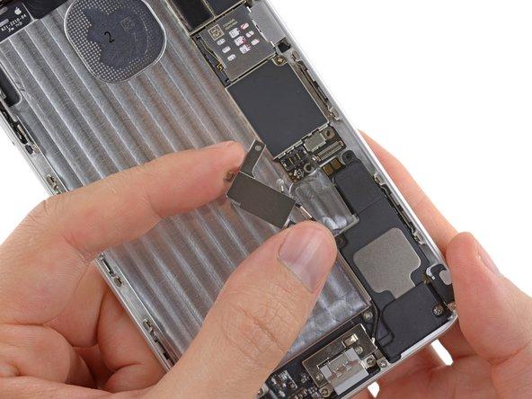 更换iPhone 6 Plus震动器