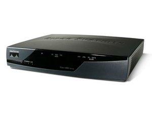 Cisco 878 Integrated Services Router Teardown