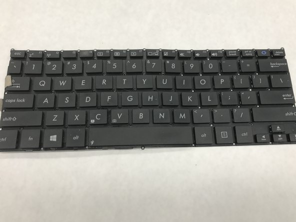 Asus VivoBook Q200E-BSI3T08 Keyboard Replacement