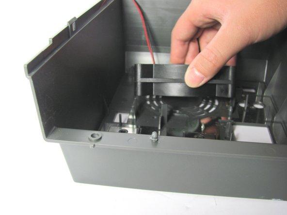 Panasonic SC-PM31 Fan Replacement