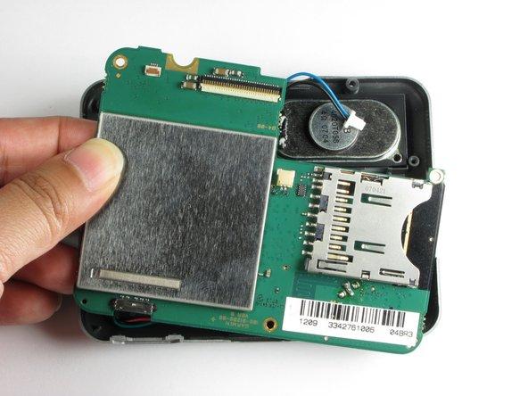 Garmin Nuvi 255W Logic Board Replacement