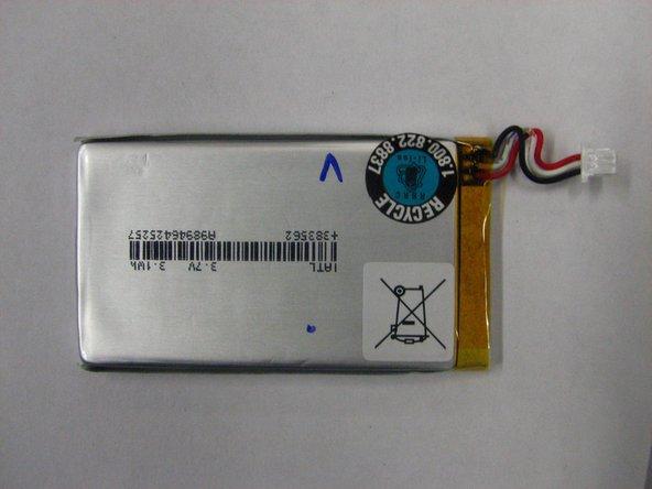 Remplacement de la batterie du Sony Reader Touch Edition PRS-600