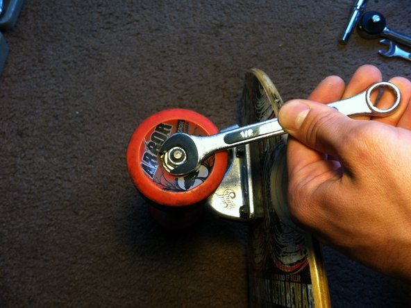 How to remove and clean Arbor Rally Longboard bearings
